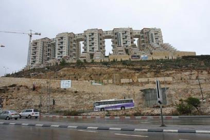 Holyland Complex in Jerusalem
