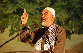 Sheikh Raed Salah (Photo: Muhammad Shinawi)