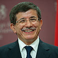 Turkey's Foreign Minister Ahmet Davutoglu Photo: AFP