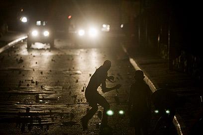 ארכיון. הפרות סדר בסילואן    (צילום: AFP)