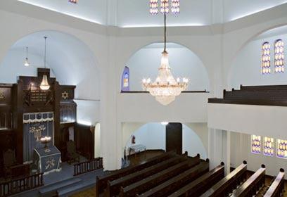 צילום באדיבות בית הכנסת