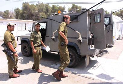 הדרישה באה מהחיילים. הגדוד החרדי 2010 (צילום: עידו ארז)
