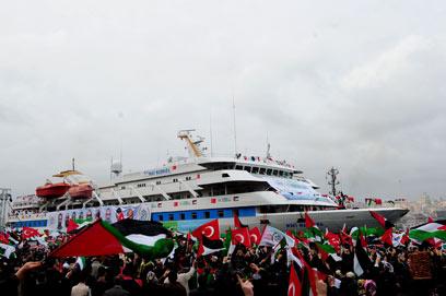 המרמרה באיסטנבול (צילום ארכיון: AFP) (צילום: AFP)