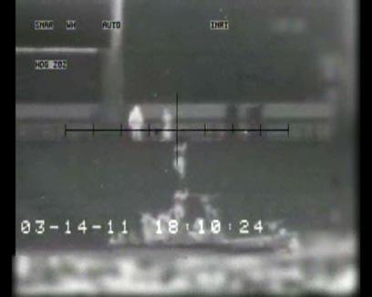 """קומנדו ישראלי באיראן? שייטת 13 משתלטת על הספינה ויקטוריה (צילום: דובר צה""""ל)"""