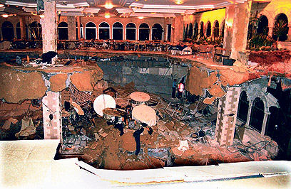 Versailles Wedding Hall Disaster