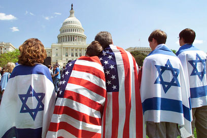 england and america relationship with israel