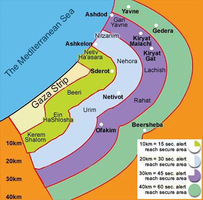 Rocket barrages hit Beersheba Ashkelon 5 lightly hurt