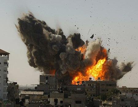 IDF hits Gaza terrorists - (Archives)  - Photo: Reuters