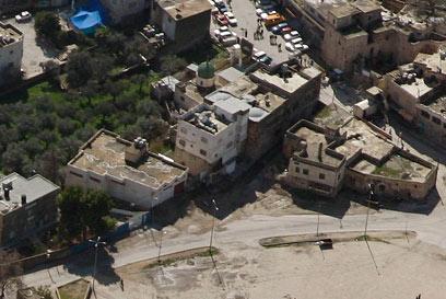 בית המכפלה (צילום: lowshot.com)
