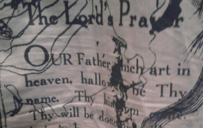 ההדפס על חולצת קסטרו