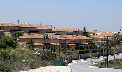 Israeli settlement in West Bank (Archive photo: AFP)