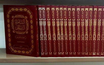 """ההקדמה - """"מס שפתיים""""?  (צילום באדיבות: המרכז ללימודי המזרח התיכון, עמאן, ירדן.)"""