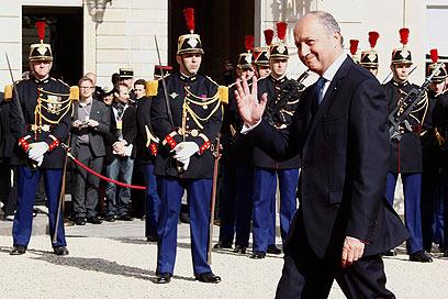 """שר החוץ הצרפתי. """"איום אמיתי"""" (צילום: רויטרס)"""