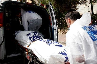 """""""הבעל טען שהוא ואשתו ניסו להתאבד"""" (צילום: אליעד לוי)"""