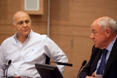 כהן בוועדת חוץ וביטחון (צילום: אוהד צויגנברג)