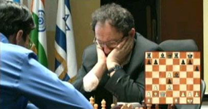 """""""משחקי הבזק - פחות שחמט ויותר מזל"""" (צילום: אתר התחרות הרשמי)"""
