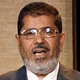 Morsi in first address after win Photo: AP, Egypt State TV
