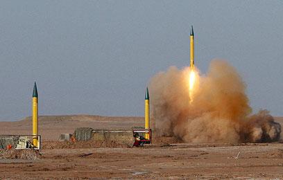 לאיראן כ-400 טילי שיהאב. הערכה: 300 בני אדם ייהרגו