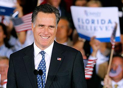 Mitt Romney (Photo:AP)