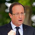 Francois Hollande Photo: Reuters