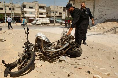 שני המחבלים תכננו פיגוע בגבול ישראל-מצרים (צילום: רויטרס)