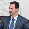 Syrian President Bashar Assad Photo: EPA