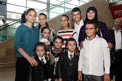 """החזון מומש. המשפחה התאחדה בישראל. נתב""""ג, היום"""