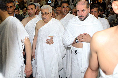 המנהיג הפלסטיני תולה תקוות רבות בפסגה (צילום: EPA)