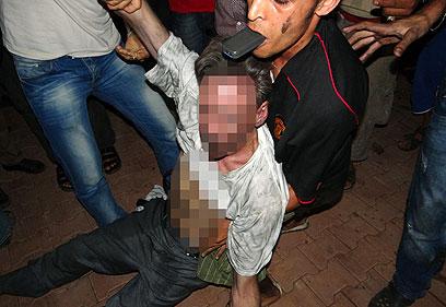 """שגריר ארה""""ב כריסטופר סטיבנס שנהרג בלוב         (צילום: AFP)"""
