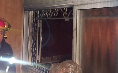ניסתה להימלט מהעשן, קפצה מהחלון - ונהרגה (צילום: אלי סניור)