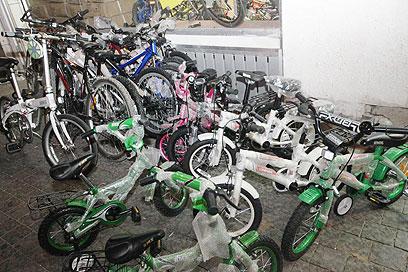 """חג האופניים. כל שנה מד""""א מטפל ב-2,000 איש (צילום: מוטי קמחי)"""