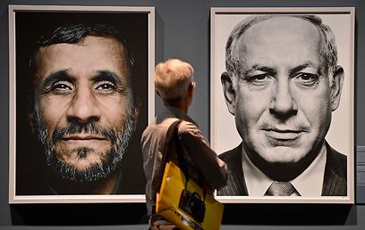 """""""אובמה כינה את דאגות ישראל בנוגע לאיראן - רעש"""" (צילום: AP)"""