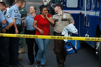 הרוצח ככל הנראה התאמן על שימוש בכלי נשק (צילום: MCT)