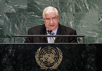 """אל-מועלם. """"ישראל המעצמה הגרעינית היחידה באזור"""" (צילום: AP)"""