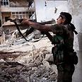 Fighting in Syria Photo: EPA