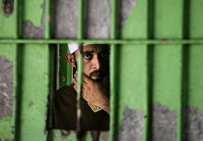 בכלא החמאס. מעצרים שרירותיים ללא משפט (צילום: AP)