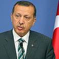 Erdogan points finger at Israel Photo: AFP