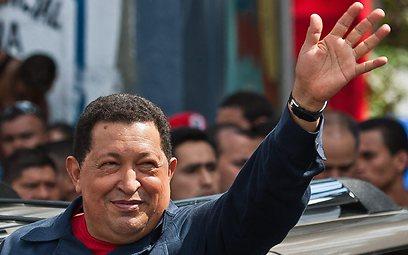צ'אבס בבחירות האחרונות באוקטובר (צילום: EPA)