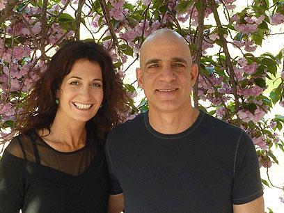 אסנת וגיגי ברמן-דיין. חיים באמריקה ובישראל