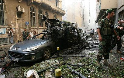 יותר מ-100 נפגעו בפיצוץ, החמור זה שנים (צילום: רויטרס)