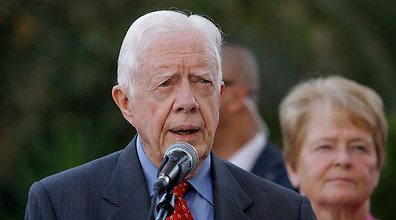 Carter (Photo: AP)