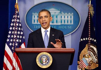 רוצה לקחת מהעשירים ולתת לעניים. ברק אובמה (צילום: רויטרס)