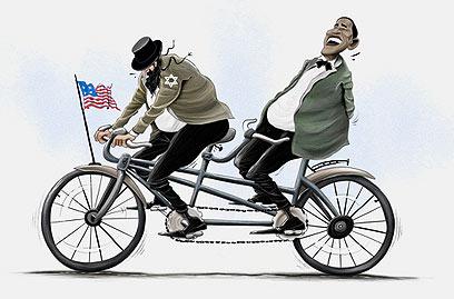 """הציונים מכוונים את המדיניות האמריקנית בעיתון """"אל-ביאן"""" מאיחוד האמירויות"""