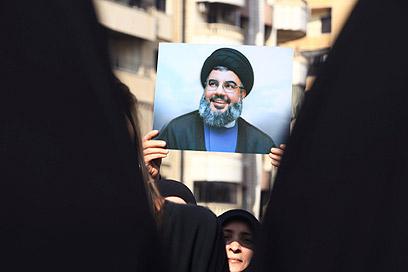 נסראללה. מחרב את לבנון? (צילום: רויטרס)