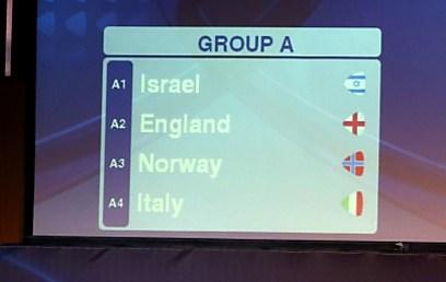 והנה הבית של נבחרת ישראל ביורו 2013. יכל להיות יותר גרוע (צילום: ראובן שוורץ)