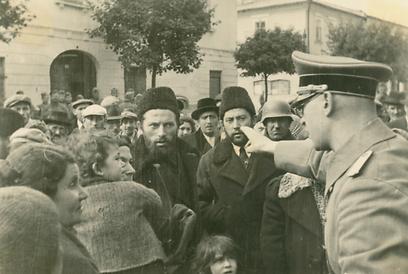 עדות מצמררת של הנעשה בגטו ורשה