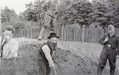עבודות כפייה בקראקוב