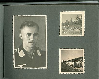 תמונות כלליות. החיילים הגרמנים היו שומרים באלבום את תמונותיהם שלהם, לצד תמונות היהודים שצילמו
