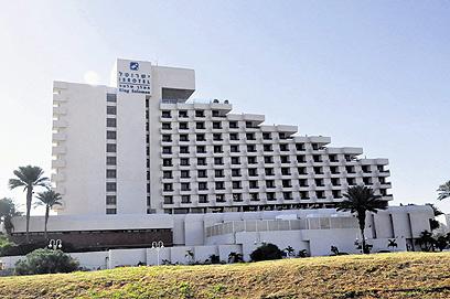 עדיין קיים מחסור בחדרי מלון בארץ. מלון באילת (צילום: יוסי דוס-סנטוס)