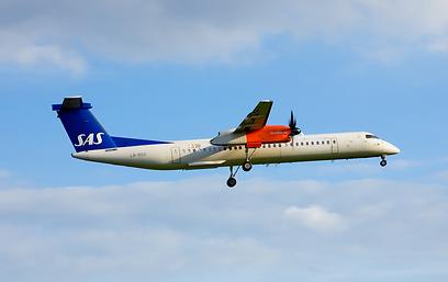 בשבדיה כבר הייתם? בקרוב יהיה אפשר. מטוס SAS (צילום: shutterstock )